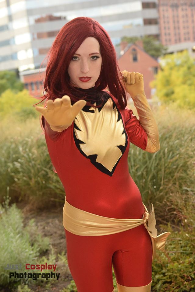 Photo by Just Cosplay Photography
