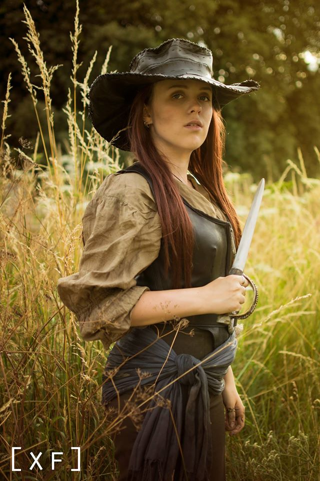 Photo by Xanthe Flora Photography, cosplay by Riddikulus Cosplay