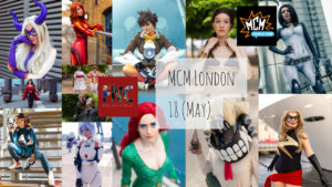 Con Review: MCM London 2018 (May)