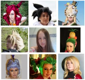 7 wig wear tips By Nomes Cosplay