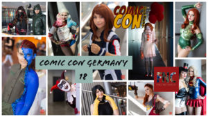 Con Review: Comic Con Germany 2018